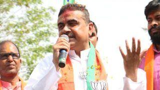 West Bengal Election Result: नंदीग्राम में दीदी की हुई हार, नाराज TMC कार्यकर्ताओं ने शुभेंदु अधिकारी के काफिले पर किया पथराव