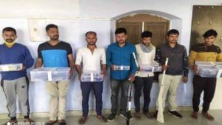 UP: Gangster Vikas Dubey की गैंग के 7 मददगार गिरफ्तार, भारी मात्रा में हथियार बरामद