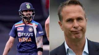 Vaughan PREDICTS Scoreline of IND-ENG ODI Series