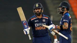 Virat Kohli Wants to Open Batting With 'Best Batsman' Rohit Sharma in T20 World Cup 2021