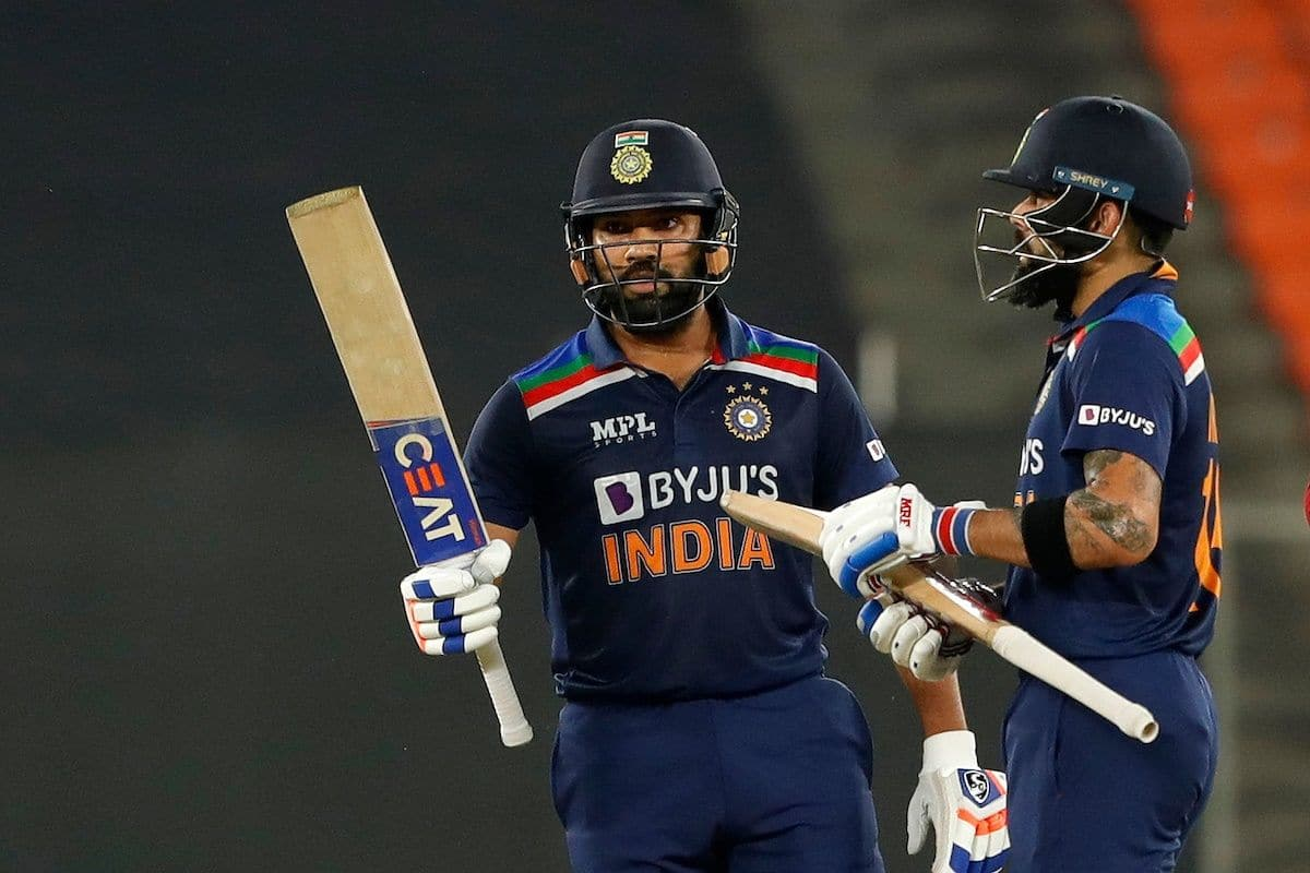 Kohli-Rohit Less Team India to Tour SL