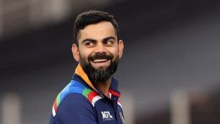 Kohli Reclaims No.5 Spot in ICC T20I Rankings, Becomes Only Batsman to be in Top-5 Across Formats