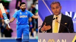 'If he Does Not Play, my TV Will be Turned Off': Sehwag Slams Kohli For Dropping Rohit in 1st T20I
