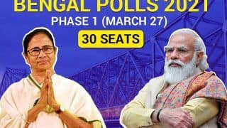 West Bengal Phase 1 Elections 2021: Voting Date, Schedule, Constituency Seat List, Key Candidates– All You Need To Know