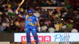 Road Safety World Series, IND-L vs SL-L, Final: रायपुर में युवराज सिंह-यूसुफ पठान का तूफान, श्रीलंका को खिताब जीतने के लिए 182 रन का टारगेट
