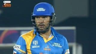 Yuvraj Singh REACTS After Breathtaking Knock in Road Safety World Series Against South Africa Legends