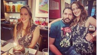 Is Yuvraj Singh's Wife Hazel Keech Pregnant? Check Video