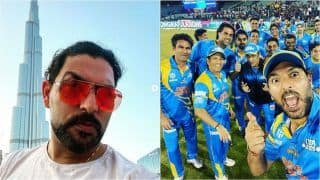 Yuvraj Singh's New Look Goes Viral on Instagram, India Players Come up With Interesting Reactions | SEE PIC