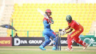 Najibullah Zadran के तूफान में उड़ा ZIM, अफगानिस्तान का T20 सीरीज में क्लीन स्वीप