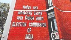 उप चुनाव वाले क्षेत्रों से लगे इलाकों में राजनीतिक गतिविधि नहीं करें पार्टियां: निर्वाचन आयोग
