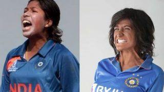 Ahana Kumra ने क्रिकेटर Jhulan Goswami के अवतार में ढाया कहर, तहलका मचा रही हैं तस्वीरें