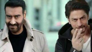 Ajay Devgn-ShahRukh Khan पहली बार इस विज्ञापन के लिए आए साथ, फैंस ने बनाए मजेदार मीम्स