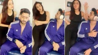 Aly Goni, Jasmin Bhasin Groove To Rubina Dilaik, Abhinav Shukla's Song 'Marjaneya' And It Has a Twist | WATCH