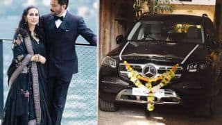 Anil Kapoor Gifts His Wife Sunita Kapoor Swanky Black Mercedes-Benz GLS Worth Rs 1 Crore | See Pics