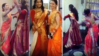 Ankita Lokhande Dances With a Transgender Woman in a Lovely Gesture on Her Parents' Anniversary - Watch Video