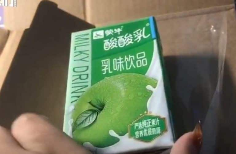 This Woman Ordered an Apple iPhone 12 Pro Max, Receives Apple Flavoured Yogurt Drink Instead