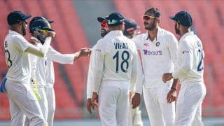 India vs England, 4th Test: Axar, Ashwin Share Seven Wickets to Give Hosts The Upper Hand