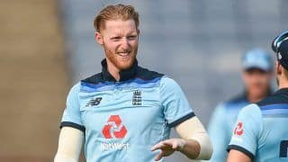 IND vs ENG: Allrounder Ben Stokes Warned For Applying Saliva on Ball During 2nd ODI