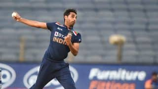 My Priority Still is Test Cricket: Bhuvneshwar Kumar
