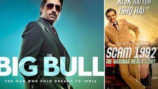 Big Bull Vs Scam 1992: Netizens Compare Abhishek Bachchan And Pratik Gandhi, Ask 'Who Is Better?'