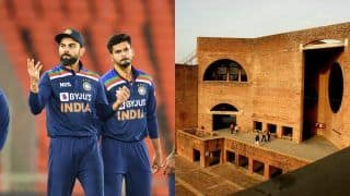 28 Test Positive For Coronavirus in IIM Ahmedabad Campus After Students Attended India vs England 1st T20I
