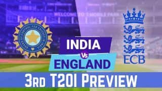 IND vs ENG, 3rd T20I: Confident India Aim For Series Lead