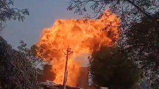 Cylinder Blast In Mumbai: मुंबई के धारावि इलाके में हुआ सिलेंडर ब्लास्ट, धमाके में 14 लोग घायल