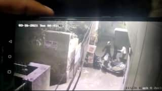 Delhi: Two Men Stabbed to Death After Scuffle Over Accident, Caught on CCTV