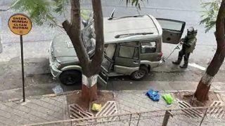 Mukesh Ambani के घर एंटीलिया के पास विस्फोटक से भरी कार मिलने के मामले की जांच NIA ने शुरू की