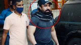 Ajaz Khan Tests Positive For COVID-19 After His Arrest in Drugs Case, NCB Confirms