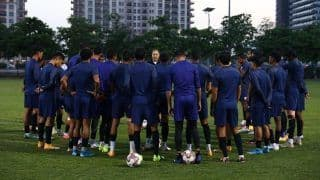 Oman, UAE Matches a Start From Scratch for India: Football Coach Igor Stimac