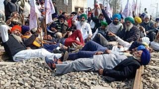 Farmers To Intensify Protest, Major Nationwide Rail Blockade Planned For March 13
