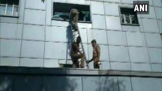 Kanpur: Major Fire at Cardiology Department of LPS Institute, CM Yogi Takes Cognisance