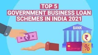 Top 5 Government Business Loan Schemes in India 2021 | Watch Video
