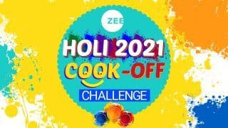 Holi 2021 ZEEL Cook-Off Challenge : 5 Secret Ingredients, No Gas, Watch Video To Know Who Took The Prize