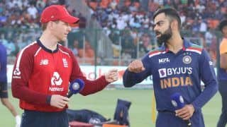 India vs england 3rd t20i england have won the toss and have opted to field rohit sharma returns in t20i after 13 months 4495803