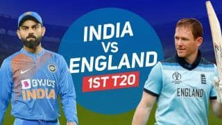 India vs England T20: Preparations for World Cup Gets Underway in Ahmedabad | Watch Video