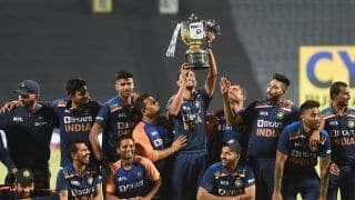 Twitter Reactions: Head Coach Congratulates Team India For 'Having a Season of a Lifetime'
