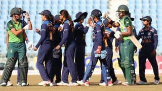 5th ODI Highlights India Women vs South Africa Women: SA-W Beat IND-W by Five Wickets to Pocket Series 4-1