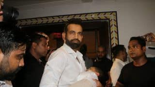 Former India Allrounder Irfan Pathan Tests Positive For Coronavirus