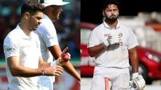 Rishabh Pant Reverse Sweeps James Anderson, Joe Root Says Doing That to Someone What Has 600 Test Wickets is...
