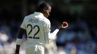 Jofra Archer''s elbow injury resurfaces ahead of New Zealand Tests