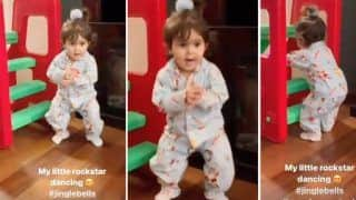 Kapil Sharma Shares Cutest Video of Daughter Anayra Grooving To Honey Singh's Jingle Bell | WATCH