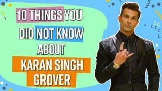 10 Things: Karan Singh Grover Opens Up about His Love For Spiders And Fear of Heights