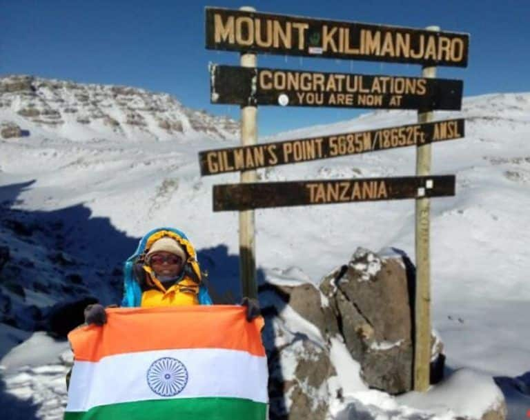 9-Year-Old Girl from Andhra Pradesh Becomes Asia's Youngest to Conquer Mount Kilimanjaro