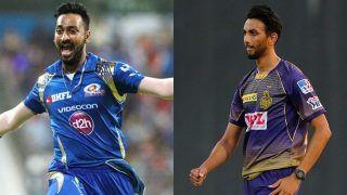 IND vs ENG, 1st ODI: Krunal Pandya And Prasidh Krishna Given Debuts as India Bat First