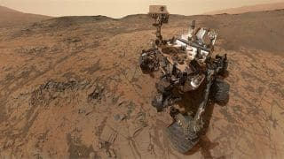 NASA's Perseverance Rover Captures Sounds of Wind on Mars For The First Time   Watch & Listen
