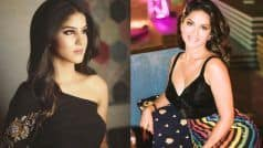 Sunny Leone को मैगी देखकर आ रहा है लालच, लेकिन केवल सूंघकर चला रही हैं काम- देखें फनी वीडियो