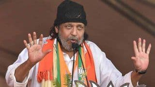 4 Days After Joining BJP, Mithun Chakraborty Gets Y+ Security From Home Ministry