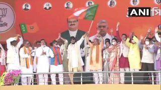 PM Modi Kolkata Rally Video: भाजपा ज्वाइन कर बोले Mithun chakraborty, मैं पानी का सांप नहीं, खतरनाक कोबरा हूं
